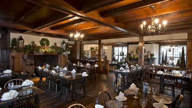 Historic, charming, fine dining country restaurant